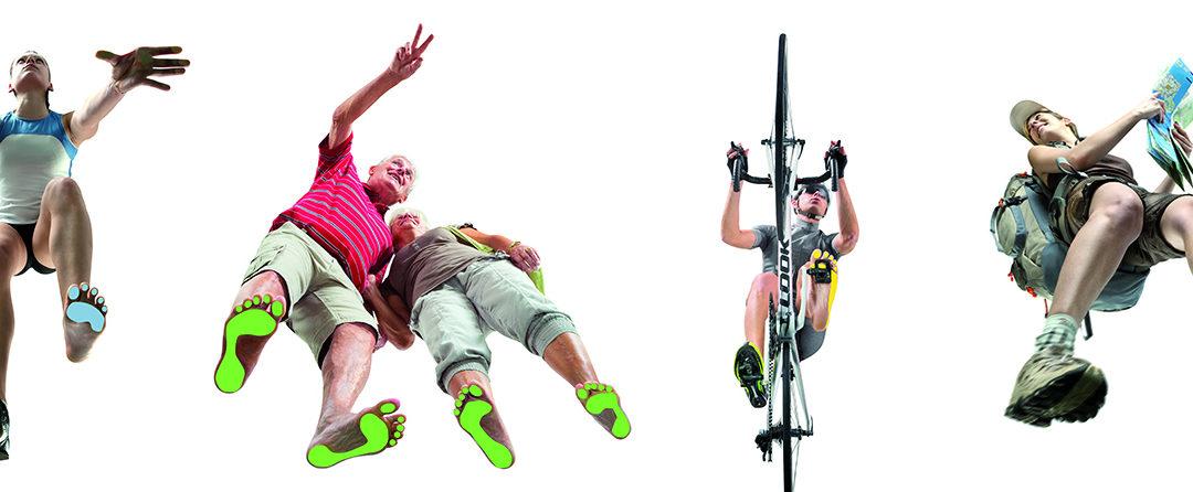 Il piede base del benessere ed il podologo nello sport