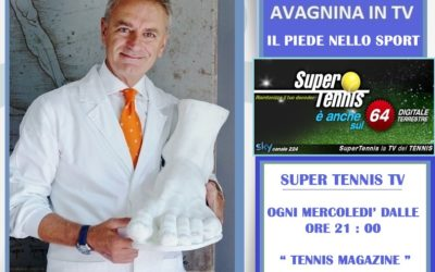 Super Tennis TV – Il prof Avagnina tutti i mercoledi a tennis magazine